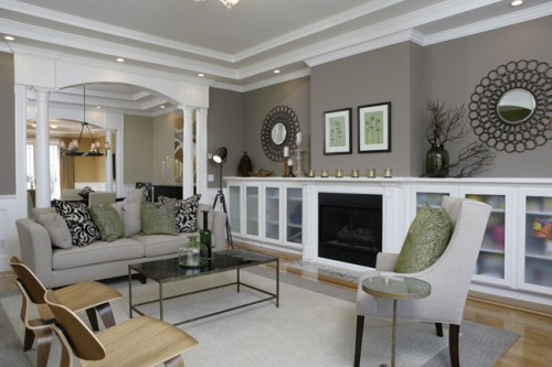 Grey Living Room Paint Color 500 x 333