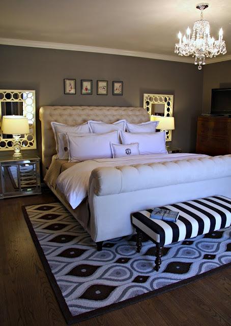 Master Bedroom Gray